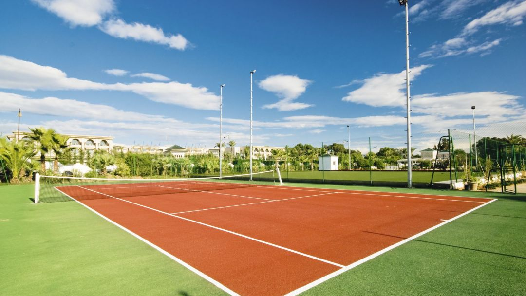 Tennis Court Concorde Marco Polo