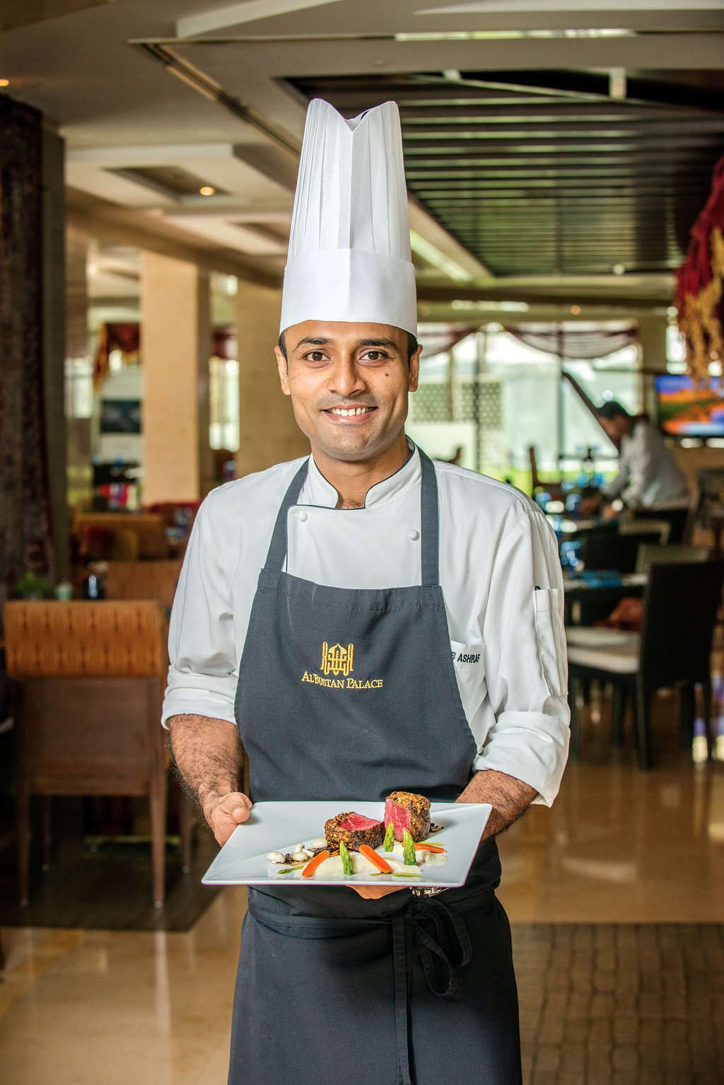Al Bustan Palace Chef