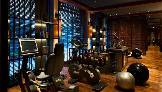 The Chedi Gym