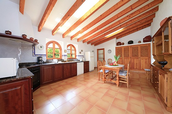 Kitchen Villa Pedra Vista