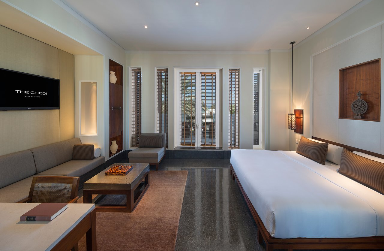 The Chedi Room