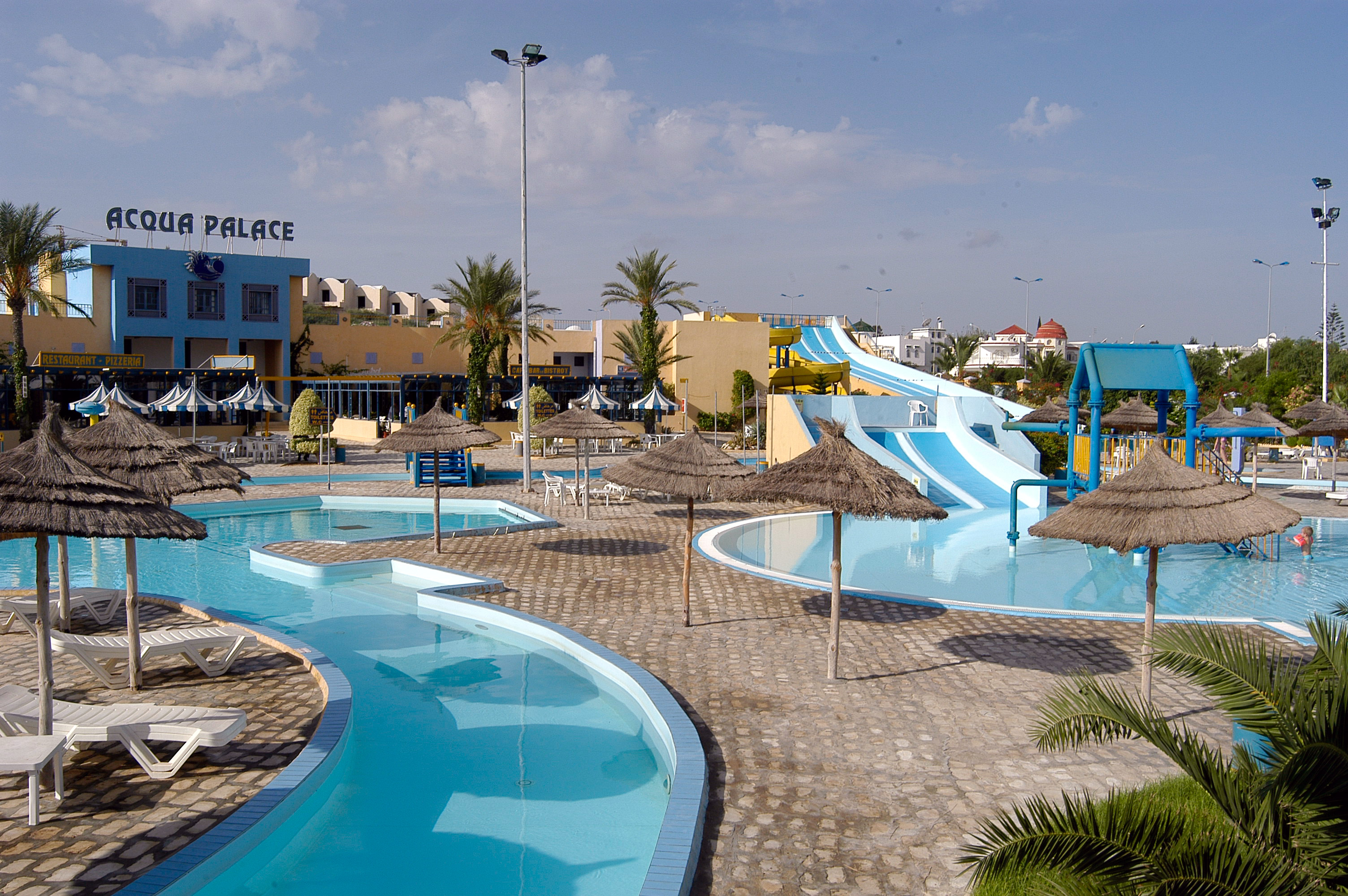 Water Park Port El Kantaoui