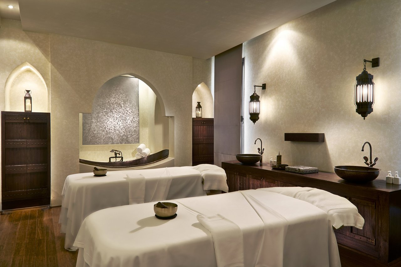 Al Bustan Palace Spa