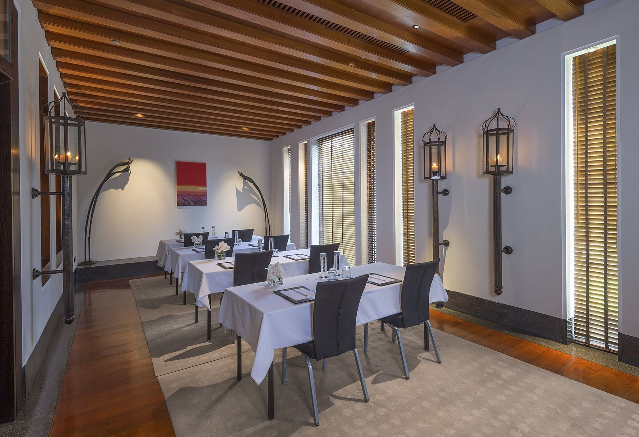 The Chedi Meeting Room