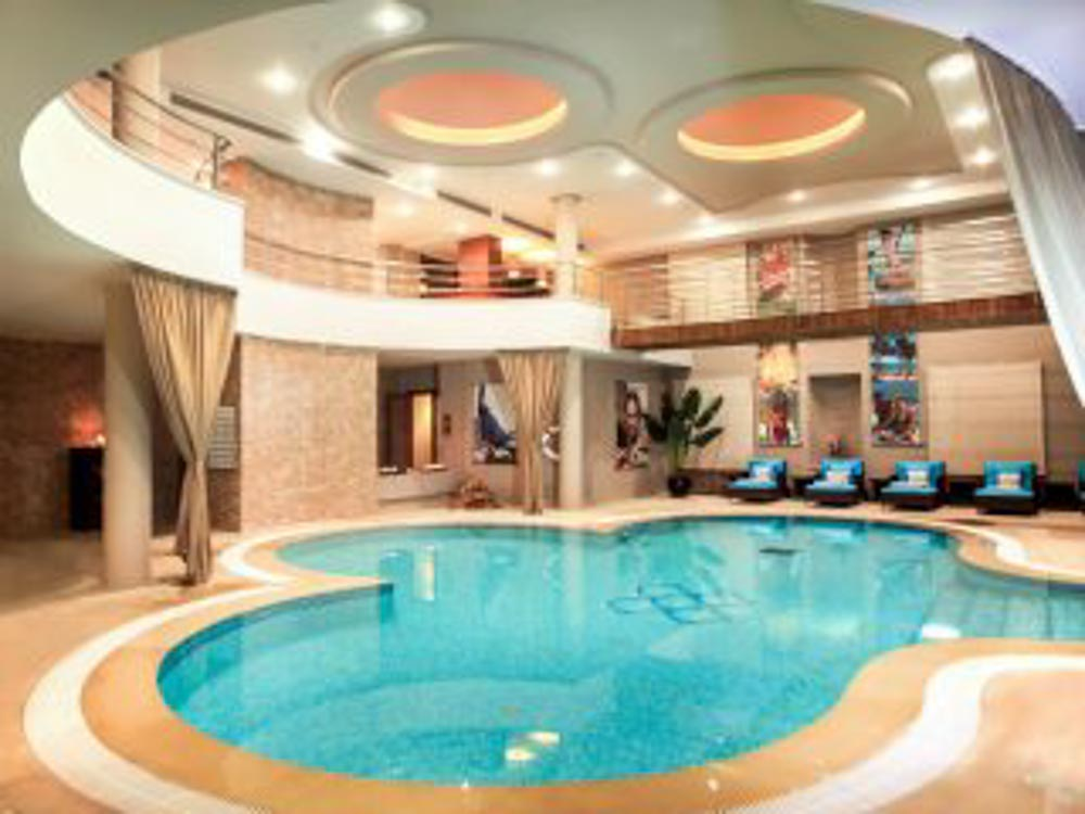 The Russelior Indoor Swimming Pool