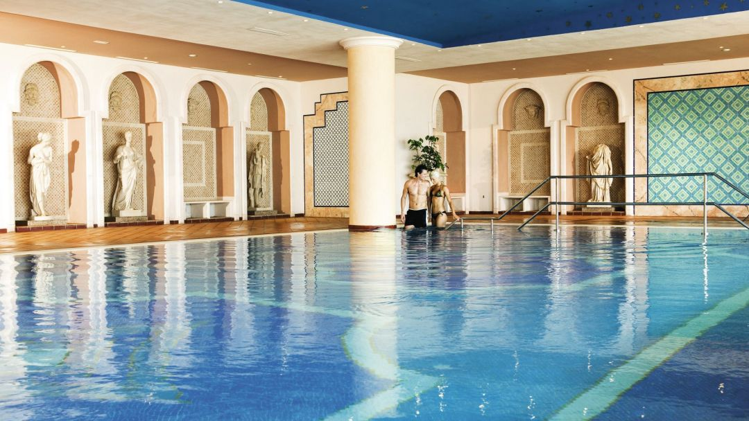 Concorde Marco Polo Indoor Pool