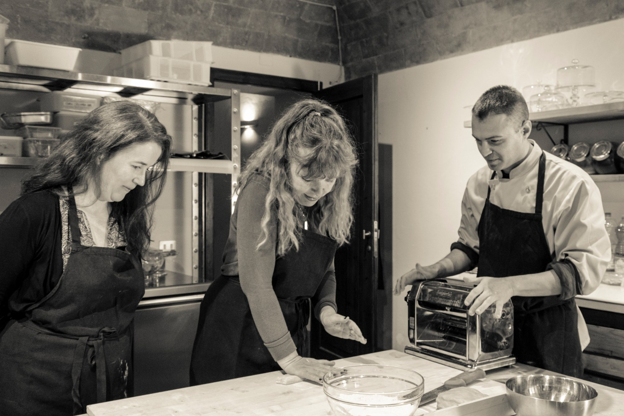 Borgo Pignano Cooking Lessons