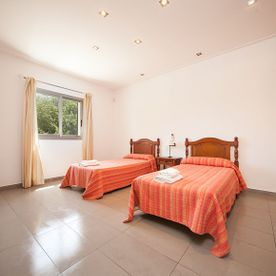 Twin Room Villa Embat