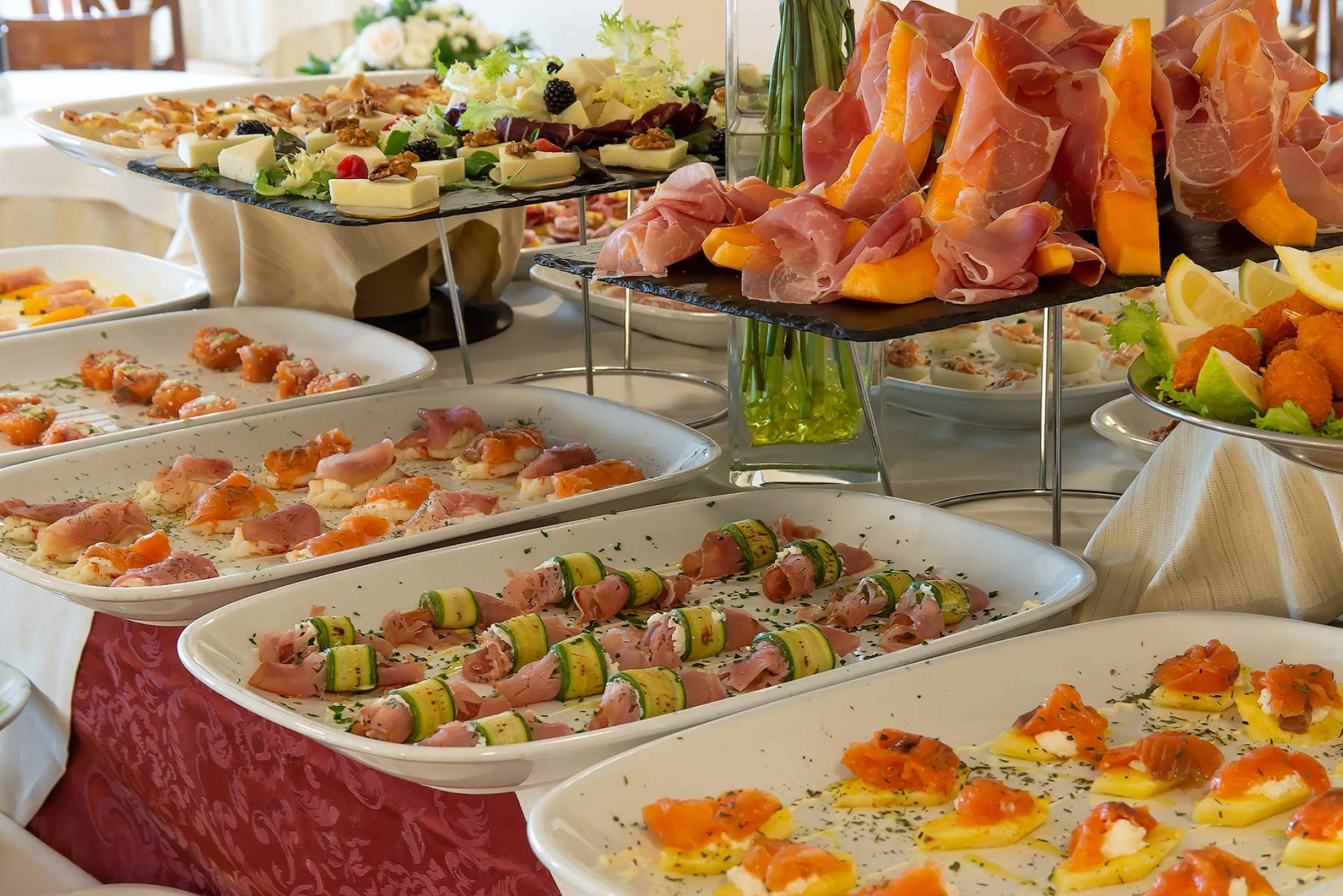 Versillia Palace Hotel Food