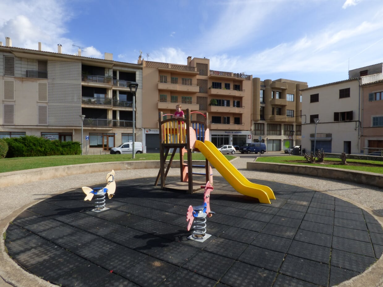 Pollensa Children's Playground