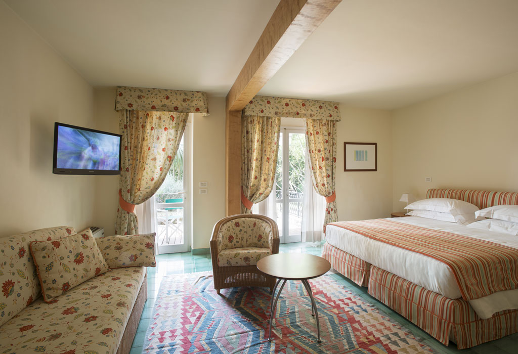 Hermitage Hotel and Resort Room
