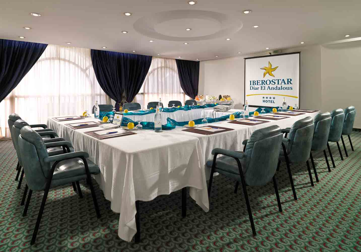 Iberostar Diar El Andalous meeting Room