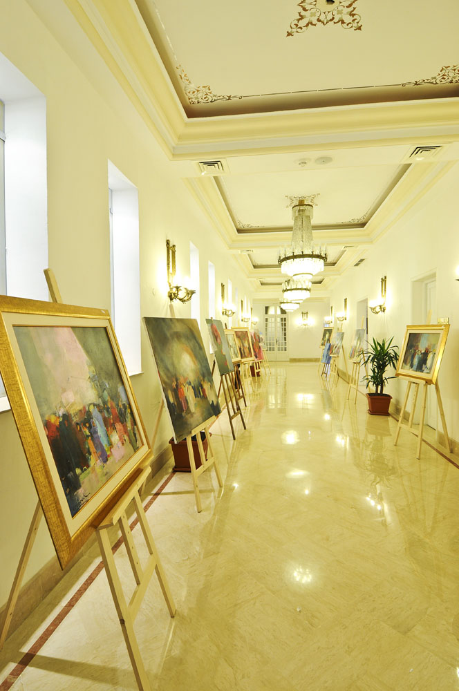 Majestic Hotel Tunis Art Gallery