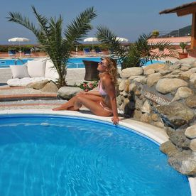 Hotel Del Golfo Swimming Pool