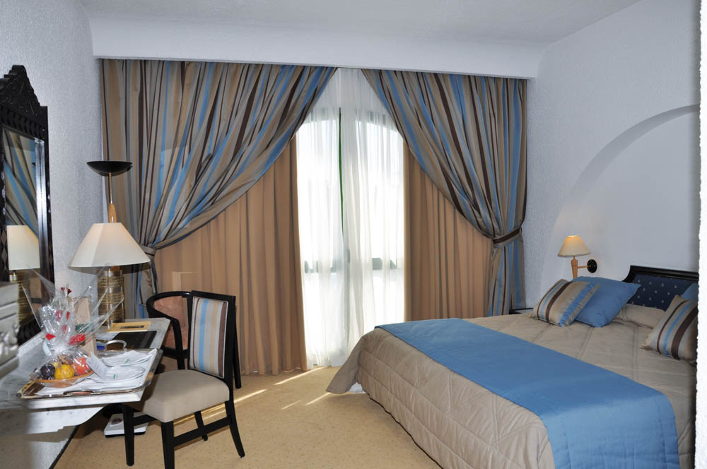 Hasdrubal Thalassa and Spa in Port El Kantaoui Room