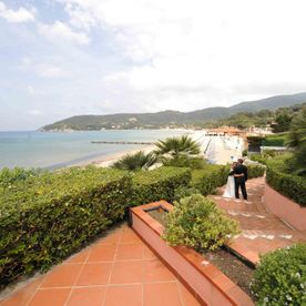 Hotel Del Golfo Wedding