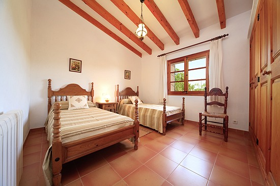 Twin Room Villa Pedra Vista