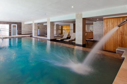 Indoor Swimming Pool Cabot Hotel Pollensa Park Spa