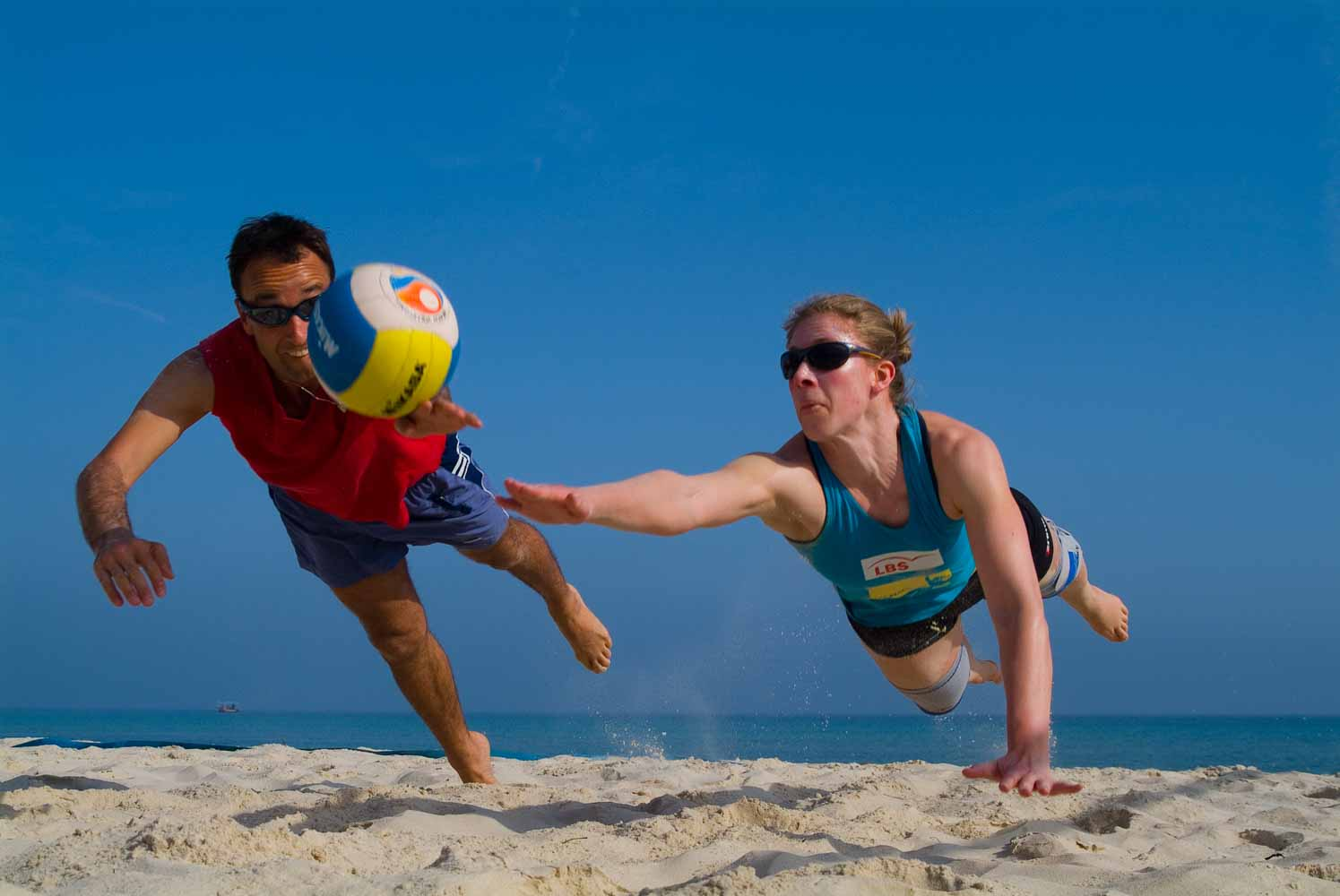 Iberostar Diar El Andalous Beach Volleyball