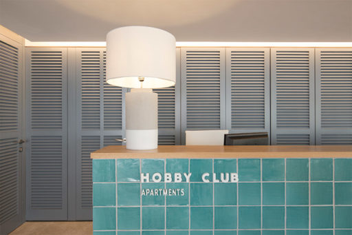 Cabot Hobby Club Apartments