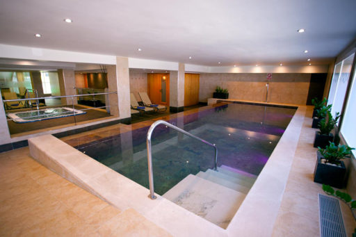 Indoor Pool Cabot Hotel Pollensa Park Spa
