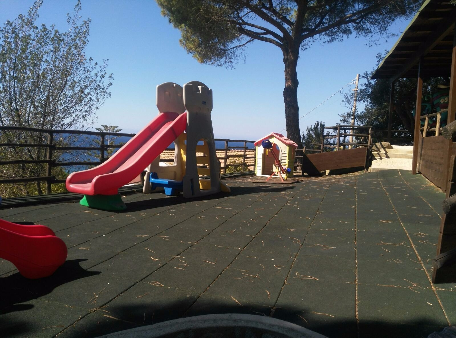 Hotel Baia Imperiale Playground