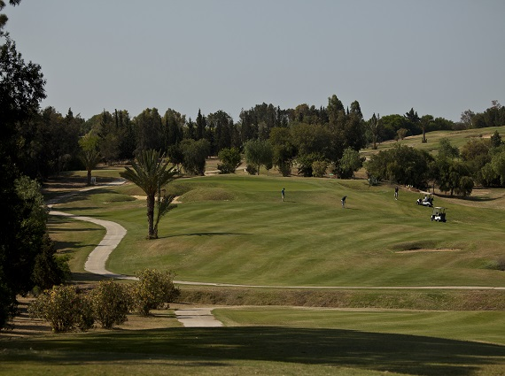 Yasmine Valley Golf Course