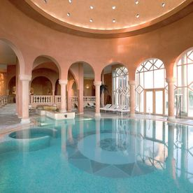 The Residence Tunis Swimming Pool