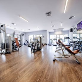 Riva Del Sole Hotel Resort and Spa Gym