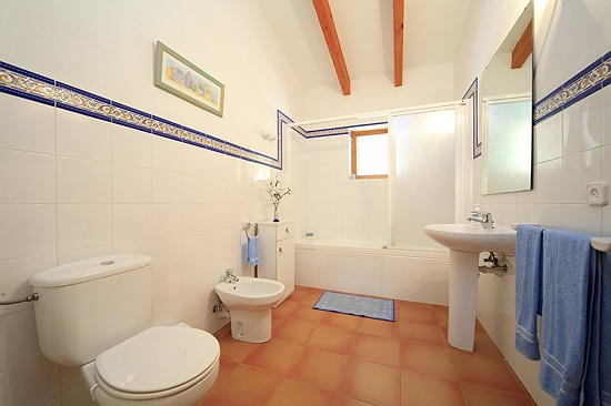 Bathroom Villa Pedra Vista
