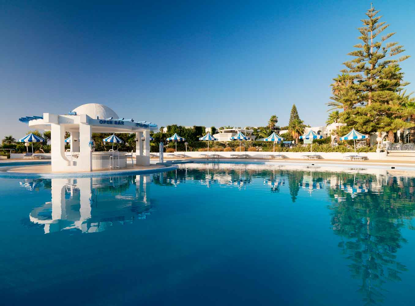 Iberostar Diar El Andalous Swimming Pool