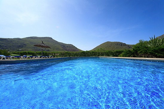 Swimming Pool Villa Pedra Vista