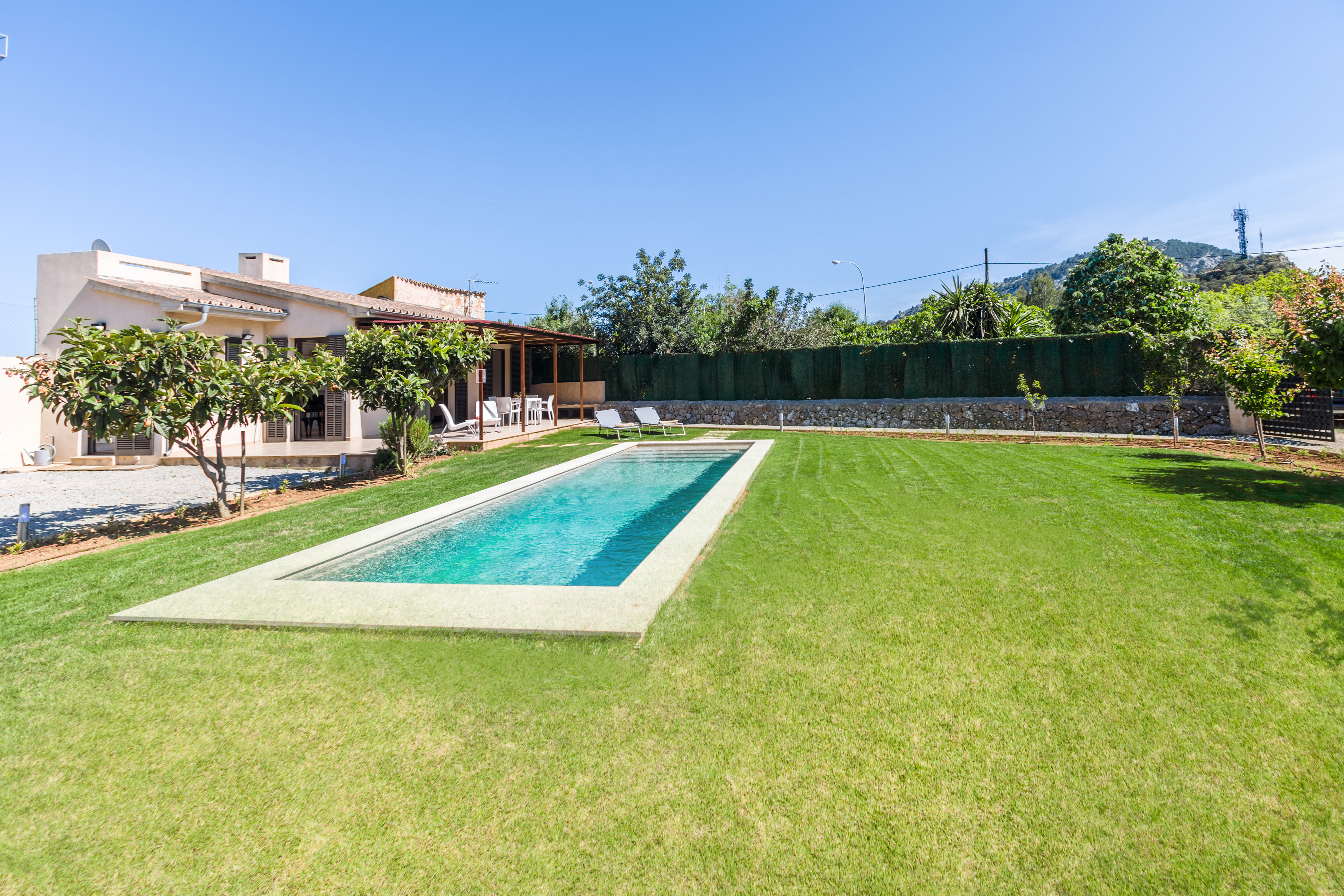 Pool and Garden Villa Alfonsa
